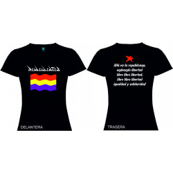 Camiseta Republicana mujer