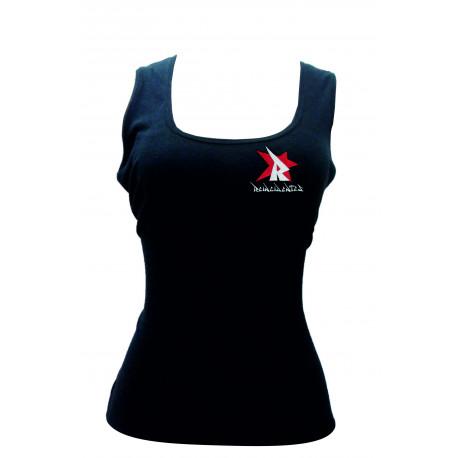 Camiseta mujer bordada