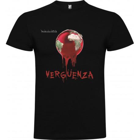 Camiseta Vergüenza